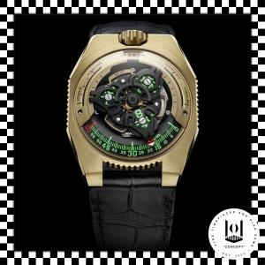 URWERK - UR-100 GOLD Shop